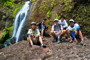 Thumbnail artikel blog berjudul PEKOK ke Curug Banyunibo Patuk