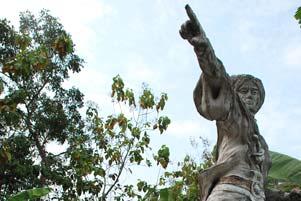 Pangeran Diponegoro, Tunjukkan Jalan ke Gua Sriti!