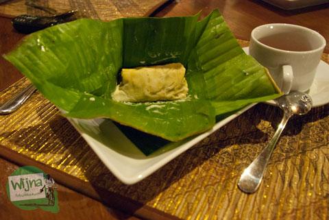 Mari bersantap Mentho Ayam Jamur di Restoran Joglo Plawang