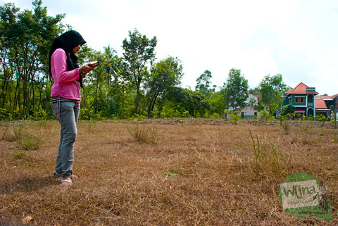 Panorama Desa Turen, Sardonoharjo, Ngaglik, Sleman, DI Yogyakarta
