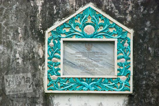 Jembatan Pangukan sudah ditetapkan sebagai benda cagar budaya oleh Sri Sultan Hamengkubuwono X pada tahun 2008. Namun hingga saat ini Jembatan Pangukan tampak usang dan tidak terlihat adanya perawatan yang signifikan.