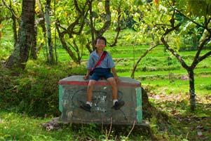 Thumbnail artikel blog berjudul Oki yang Jalan Kaki ke Sekolah