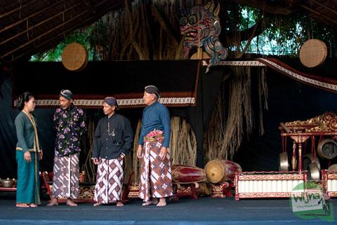 Ketoprak Lesung dari Turi, SLeman, DI Yogyakarta