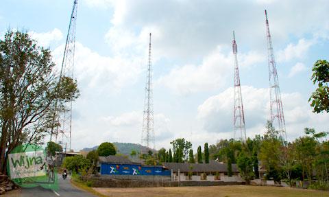 desa pemancar stasiun televisi di gunungkidul, yogyakarta