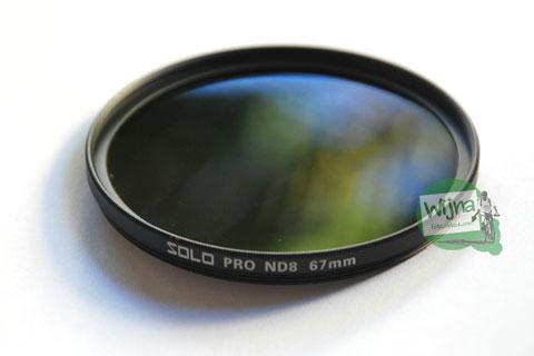 review ulasan filter nd8 solo neutral density bagus baik murah