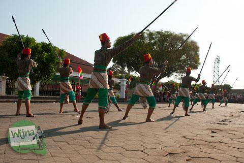 Ritual Festival Bentara Upacara Adat 2012 Yogyakarta