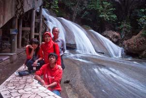 Thumbnail artikel blog berjudul Bapak, Ibu, Tiwul, dan Aku di Sulawesi