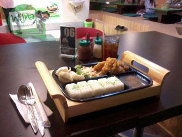 daftar restoran di galeria mall yogyakarta