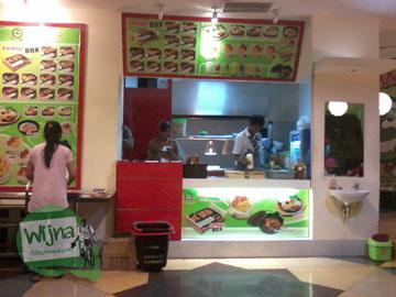 Mr. Bamboo di Mall Galeria lantai 2, Jogja, Yogyakarta
