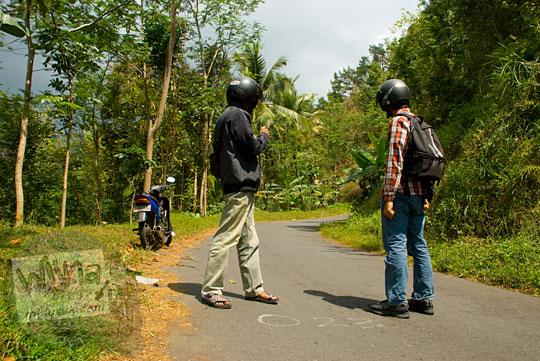 cerita perjalanan petualangan ke Kalirejo menuju Curug Benowo, di Desa Bener, Purworejo, Jawa Tengah