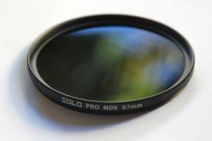 Thumbnail untuk artikel blog berjudul Review Filter ND8 Solo