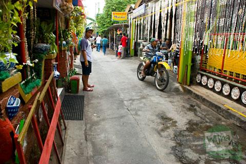 Lokasi Warung Selat Solo Mbak Lies Serengan racikan Ibu Wulandari Kusmadyaningrum