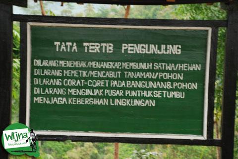 Cerita mistis dan angker di lokasi Pusar Punthuk Setumbu