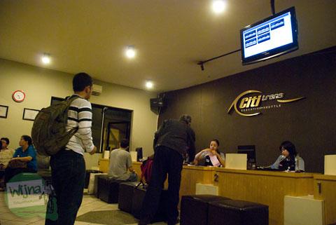 CitiTrans shuttle executive Bandung-Jakarta yang nyaman, murah, dan tepat waktu