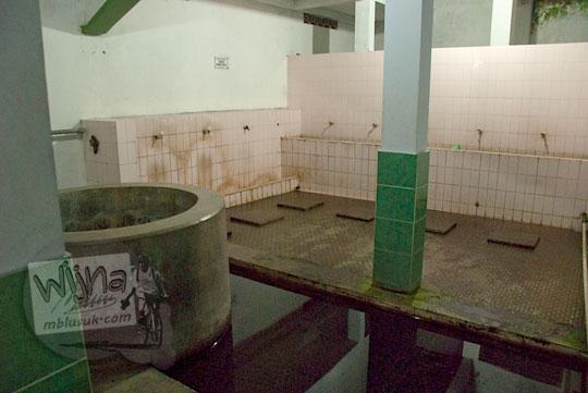 Sumur tua di Masjid Sabilurrosyad, Kauman, Wijirejo, Pandak, Bantul