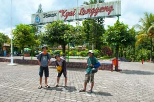 Setengah PEKOK ke Taman Kyai Langgeng