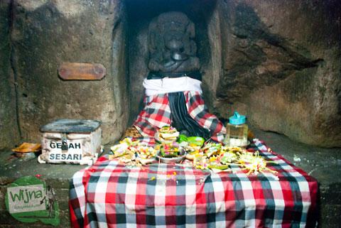 Misteri Harta Karun di Goa Gajah, Bali