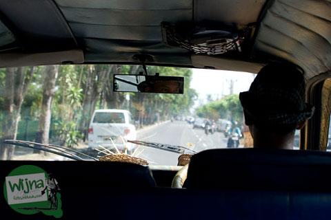 Tarif rute (trayek) angkutan umum di kota Denpasar Bali