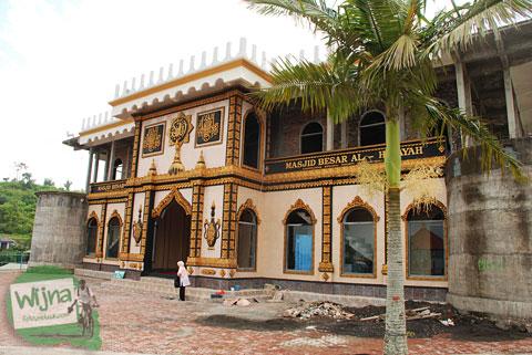Lokasi masjid di Bali