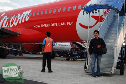 trik berburu tiket pesawat promo air asia murah ke bali