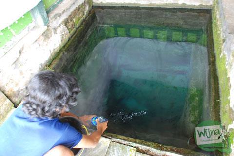 cerita awet muda dan sehat setelah meminum air dari sendang banyu urip di Dlingo, Bantul