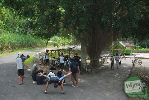 asal-usul dan sejarah terjadinya mata air sendang banyu urip di Dlingo, Bantul