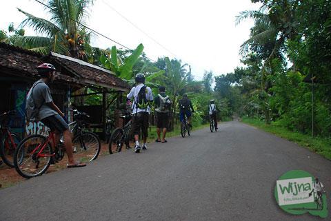rute jalan tanjakan alternatif dari Dlingo menuju Pathuk, Gunungkidul