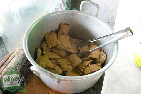 tempe dari kacang koro benguk makanan khas Kulon Progo wilayah perbukitan Menoreh
