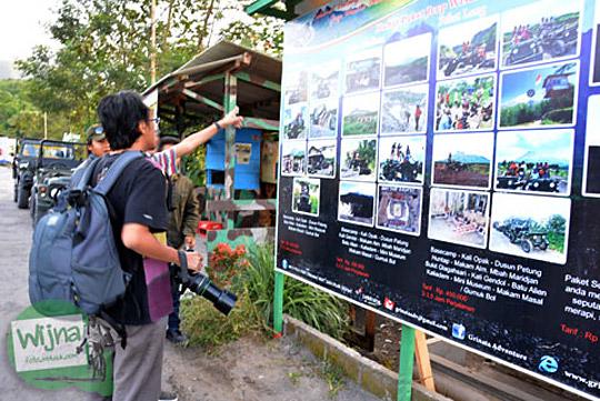 Hunting Foto Lebaran 2013: Wisata Jeep Willys di Merapi pada zaman dulu september 2013