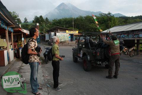 harga sewa jeep lava tour merapi tahun 2013