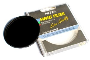 Review Filter ND400 Hoya