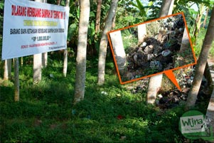 Thumbnail untuk artikel blog berjudul (Dagelan) Terdidik Buang Sampah