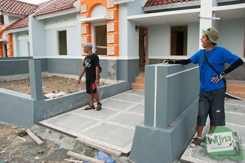 tempat parkir mobil dan garasi rumah murah sederhana di jogja cicilan ringan dekat malioboro Yogyakarta