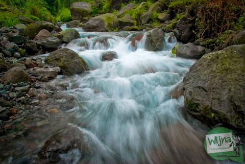 Sungai jadi Tambang Pasir di Sleman, Yogyakarta