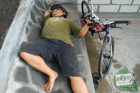 sepeda jogja jalan raya tips kuat capek keringat wanita lelah kota besar jalur khusus jauh