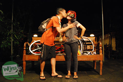 Pernikahan Andri Andreas Priyanto (Turtlix) dan Dani Iswahyuni (Indomielezat) 21 Desember 2013
