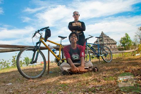 wukirharjo prambanan sleman sepeda tanjakan spss bayu indratomo ki ageng sekar jagad ijo barong bukit air sakit sumberwatu heritage diskon promo dome