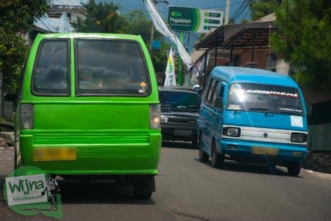 Rute dan Tarif ojek dari Kota Bogor ke Curug Nangka