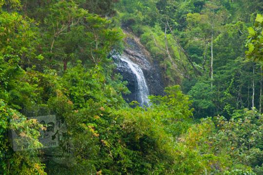 Air Terjun perawan di Purworejo Jawa Tengah desa Benowo dan Dusun Lor Kali di Kecamatan Loano