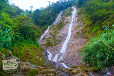 Image result for air terjun si karim