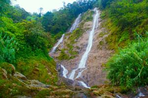 Air Terjun Sikarim itu Hanya Untuk Orang Sabar
