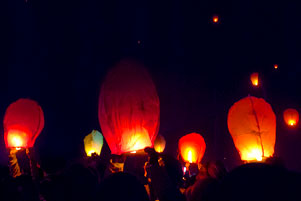 Thumbnail artikel blog berjudul Dieng Culture Festival 2014: Euforia Lampion dan Kembang Api