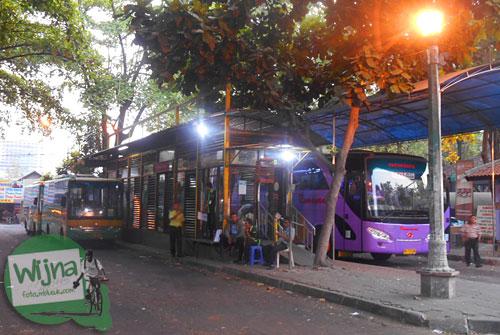 Tarif dan jadwal bus dari Terminal Jombor Jogja ke Terminal Mendolo Wonosobo