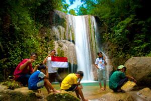 Thumbnail untuk artikel blog berjudul Kesampaian Juga ke Grojogan Sewu Kulon Progo