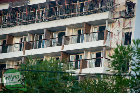 Jogja Tambah Usia Tambah Banyak Hotelnya