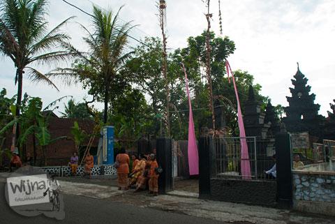 Lokasi Pura Hindu di Kecamatan Kebonarum, Klaten, Jawa Tengah