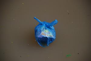 Sampah Sepanjang Selokan