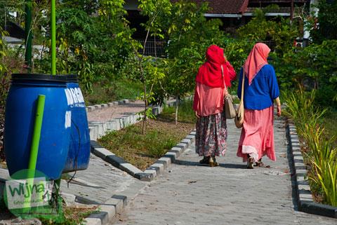 Tempat cewek-cewek rok berjilbab pacaran di Taman Gajah Wong Park, Umbulharjo, Yogyakarta
