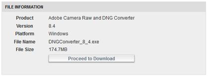 Cara Membuka File RAW Olympus di Photoshop versi lama Pakai DNG