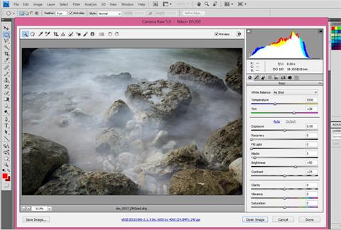 Cara Membuka File RAW Leica di Photoshop versi lama Pakai DNG